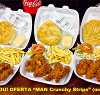 MAN Crunchy Strips 1+2