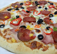 PIZZA  MAN ORIGINAL